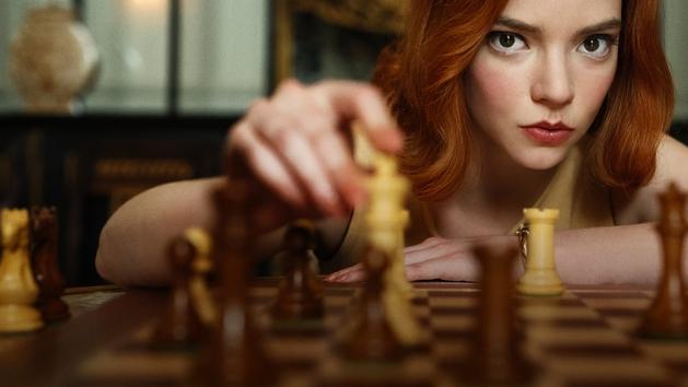 O Gambito da Rainha (Netflix) - Resenha - Meta Galaxia