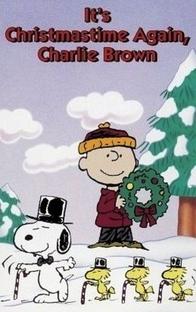 É Natal de Novo, Charlie Brown - Poster / Capa / Cartaz - Oficial 1