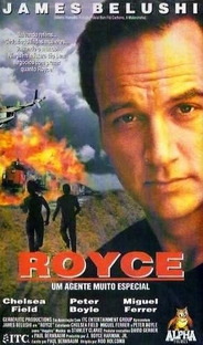 Royce - Um Agente Muito Especial - Poster / Capa / Cartaz - Oficial 2