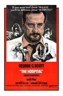 Hospital - Poster / Capa / Cartaz - Oficial 4