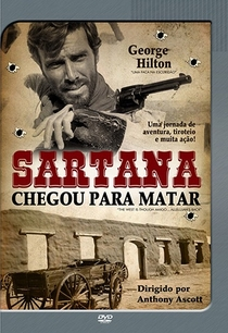 Sartana Chegou para Matar - Poster / Capa / Cartaz - Oficial 3