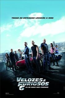 Velozes e Furiosos 6 - Poster / Capa / Cartaz - Oficial 2