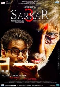 Sarkar 3 - Poster / Capa / Cartaz - Oficial 3