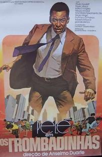 Os Trombadinhas - Poster / Capa / Cartaz - Oficial 2