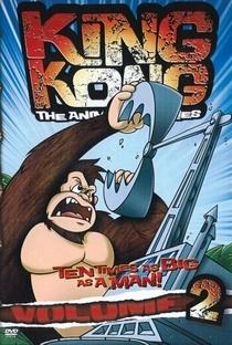 King Kong (2ª Temporada) - Poster / Capa / Cartaz - Oficial 1