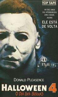 Halloween 4: O Retorno de Michael Myers - Poster / Capa / Cartaz - Oficial 3