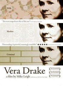 O Segredo de Vera Drake - Poster / Capa / Cartaz - Oficial 1