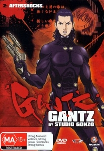 Gantz - Poster / Capa / Cartaz - Oficial 10