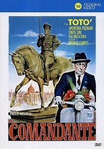 Il comandante - Poster / Capa / Cartaz - Oficial 1