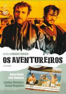 Os Aventureiros - Poster / Capa / Cartaz - Oficial 12