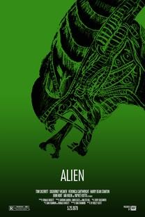 Alien: O Oitavo Passageiro - Poster / Capa / Cartaz - Oficial 4