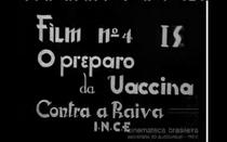 O Preparo da Vacina Contra a Raiva - Poster / Capa / Cartaz - Oficial 1
