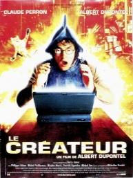 Le créateur  - Poster / Capa / Cartaz - Oficial 1