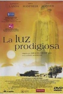 A Luz Prodigiosa - Poster / Capa / Cartaz - Oficial 1
