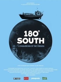 180° South - Poster / Capa / Cartaz - Oficial 1