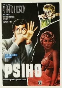 Psicose - Poster / Capa / Cartaz - Oficial 22