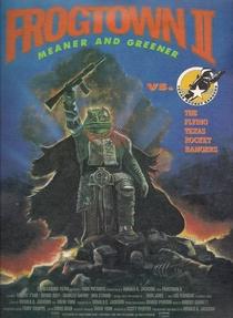 A Vingança dos Sapos Assassinos - Poster / Capa / Cartaz - Oficial 1