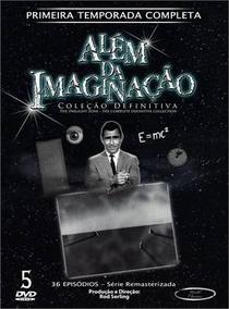 Além da Imaginação (1ª Temporada) - Poster / Capa / Cartaz - Oficial 3