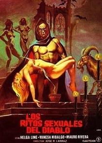 Los Ritos Sexuales del Diablo - Poster / Capa / Cartaz - Oficial 2