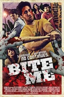 Bite Me (1ª Temporada) - Poster / Capa / Cartaz - Oficial 1