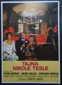 O Segredo de Nikola Tesla - Poster / Capa / Cartaz - Oficial 2