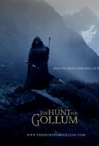 A Caçada de Gollum - Poster / Capa / Cartaz - Oficial 4