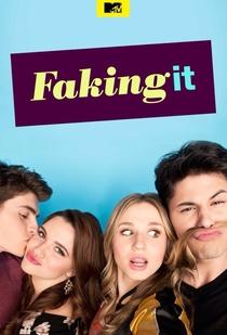 Faking It (1ª Temporada) - Poster / Capa / Cartaz - Oficial 4