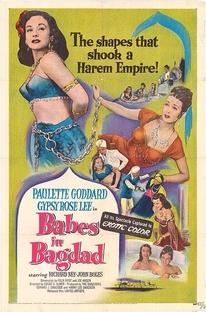 Babes in Bagdad - Poster / Capa / Cartaz - Oficial 1