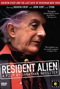 Resident Alien - Poster / Capa / Cartaz - Oficial 1