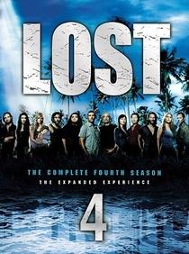 Lost (4ª Temporada) - Poster / Capa / Cartaz - Oficial 1