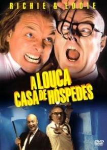 A Louca Casa de Hóspedes  - Poster / Capa / Cartaz - Oficial 1