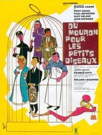 Du mouron pour les petits oiseaux - Poster / Capa / Cartaz - Oficial 1