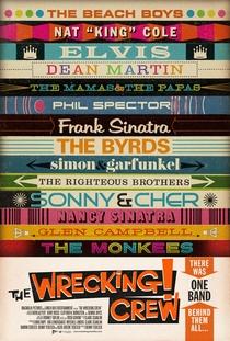 The Wrecking Crew - Poster / Capa / Cartaz - Oficial 1