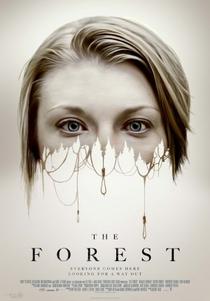Floresta Maldita - Poster / Capa / Cartaz - Oficial 5