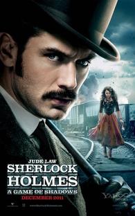 Sherlock Holmes: O Jogo de Sombras - Poster / Capa / Cartaz - Oficial 4