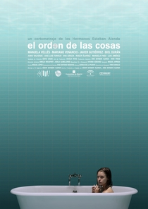 A Ordem das Coisas - Poster / Capa / Cartaz - Oficial 1