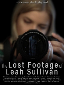 The Lost Footage of Leah Sullivan - Poster / Capa / Cartaz - Oficial 1