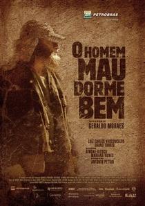 O Homem Mau Dorme Bem - Poster / Capa / Cartaz - Oficial 1