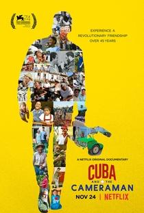 Cuba e o Cameraman - Poster / Capa / Cartaz - Oficial 1
