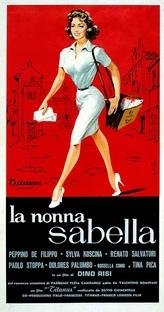 A Irresistível Sabella - Poster / Capa / Cartaz - Oficial 1