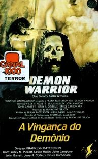 A Vingança do Demônio - Poster / Capa / Cartaz - Oficial 2