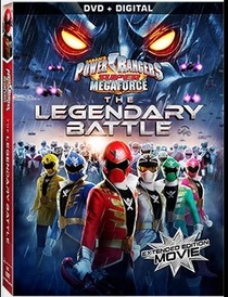 Power Rangers Super Megaforce - A Batalha Lendária - Poster / Capa / Cartaz - Oficial 1