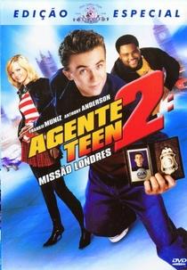 O Agente Teen 2 - Poster / Capa / Cartaz - Oficial 2