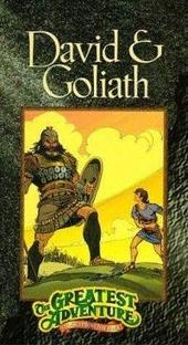 A Maior de Todas as Aventuras - Estórias da Bíblia - David e Golias - Poster / Capa / Cartaz - Oficial 2