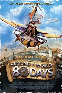 Volta ao Mundo em 80 Dias: Uma Aposta Muito Louca - Poster / Capa / Cartaz - Oficial 1