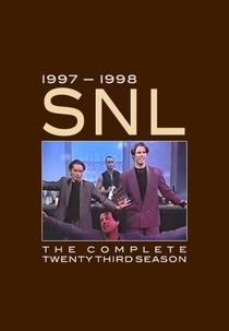 Saturday Night Live (23ª Temporada) - Poster / Capa / Cartaz - Oficial 1