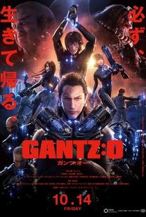 Gantz:O - Poster / Capa / Cartaz - Oficial 1
