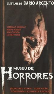Museu de Horrores - Poster / Capa / Cartaz - Oficial 2