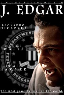 J. Edgar - Poster / Capa / Cartaz - Oficial 6