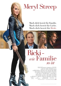Ricki and the Flash: De Volta Pra Casa - Poster / Capa / Cartaz - Oficial 3